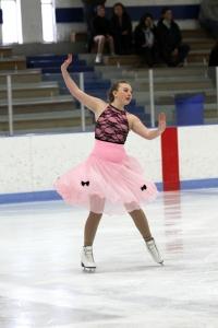 Lauren Paris free dance